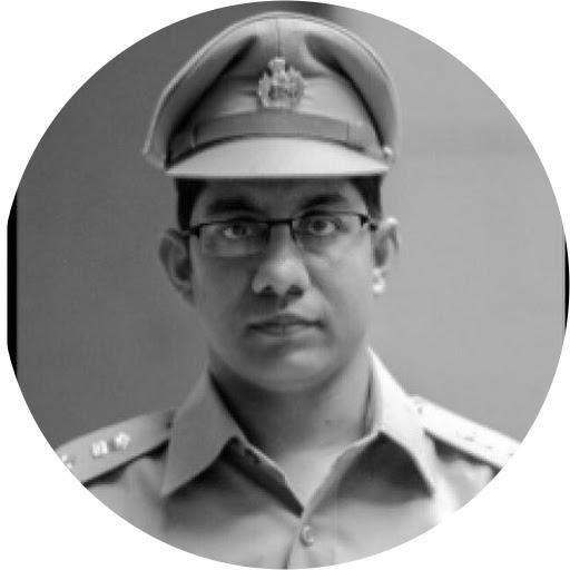 Saurabh Yadav (IRS)