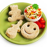 Kids Recipes Icon
