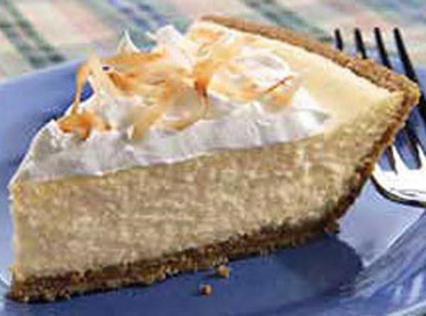 Philadelphia 3-step Coconut Cheesecake Recipe