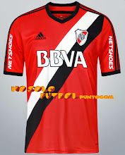 Photo: River Plate 2ª * Camiseta Manga Corta