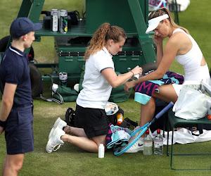 Toppers blijven sneuvelen: alweer blessure voor Sharapova, Thiem stuit op grasspecialist