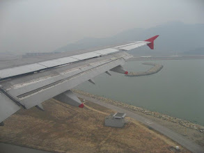 Photo: #001-Welcome to Hong Kong Airport