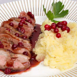 Lingonberry Sauce For Meat Recipes