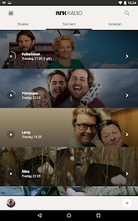 NRK Radio- screenshot thumbnail