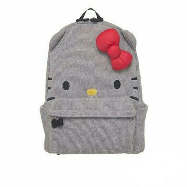 Hello Kitty x Hallmark collection針織背包 [2色入]
