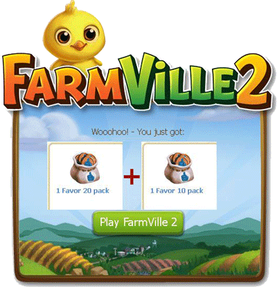 free farmville 2 favor