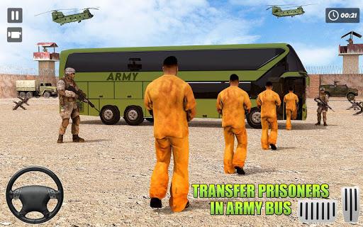 Army Bus Driver – US Military Coach Simulator 3D 0.1 screenshots 1