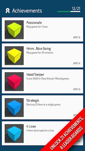 Lineup : Block Puzzle 14.7 screenshots 10