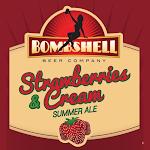 Bombshell Strawberries & Cream Summer Ale