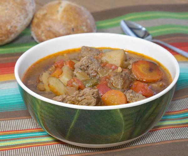 Hungarian Goulash {Slow Cooker} Recipe