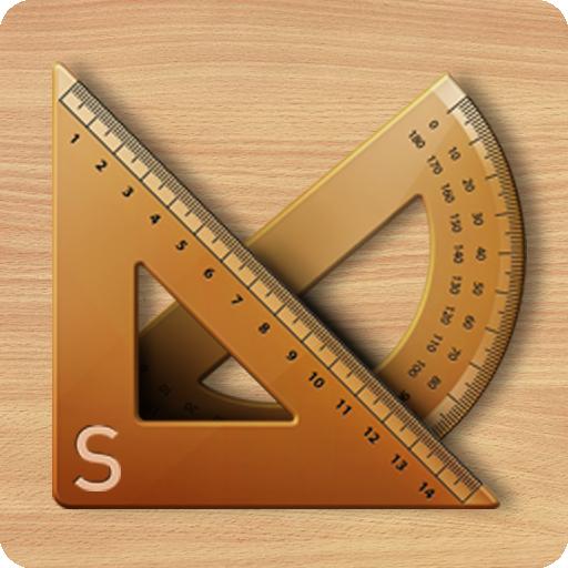 巻尺,分度器 : Smart Ruler Pro 工具 App LOGO-硬是要APP
