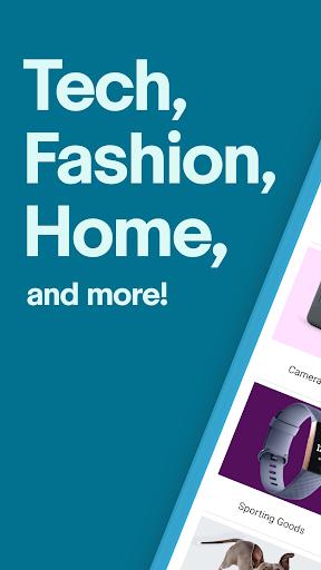 eBay - Online Shopping, Discount Deals & Offers screenshot 1