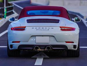 911 991H2 carrera S cabrioletのカスタム事例画像 Paneraorさんの2020年08月13日14:54の投稿