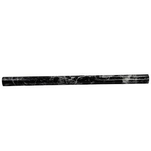Autocolant imitatie marmura neagra, 60 x 200 cm, set 2/3 bucati