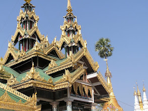 Photo: 4B241582 Birma - Rangun - Shwedagon