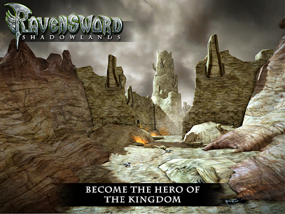 Ravensword: Shadowlands 3d RPG Apk Download For Android and Iphone 6
