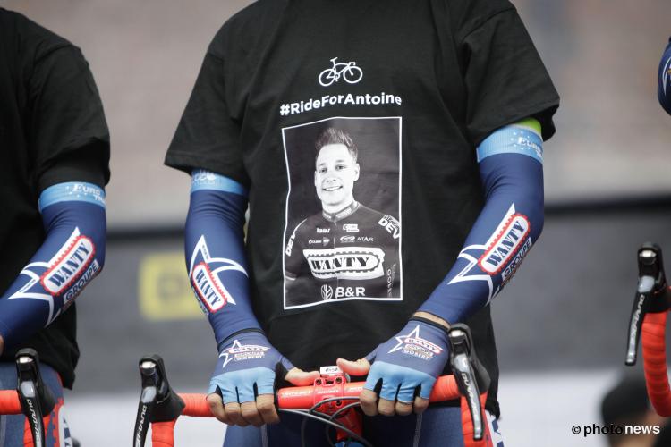 """Weduwe Antoine Demoitié: """"Wat we nooit zullen vergeten van Antoine, is zijn glimlach"""""""