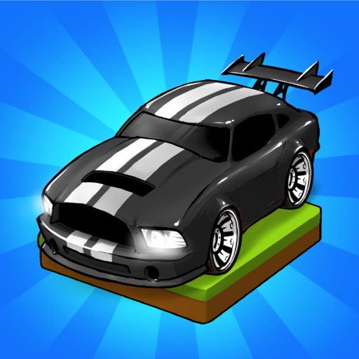 Merge Battle Car Tycoon Icon