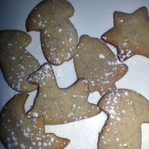 Schwowebredele Christmas Cookies