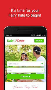 KaleDate Vegan Dating- screenshot thumbnail