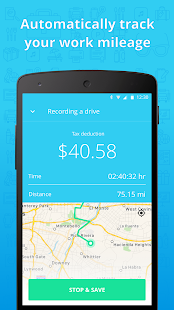 Stride Drive: Mileage Tracker - náhled