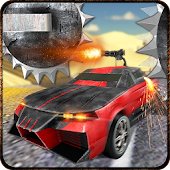 Desert Death Racing Fever 3D