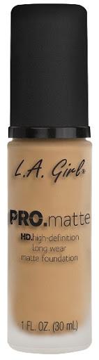 Bases La Girl Pro Matte 717 Soft Beige