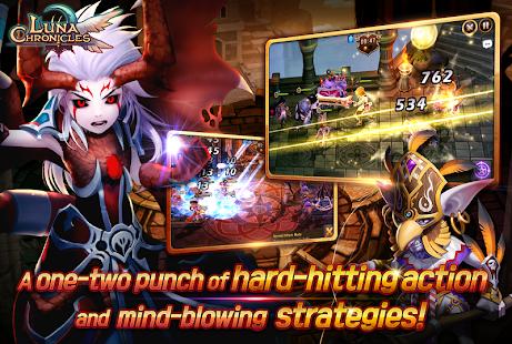 Luna Chronicles mod apk