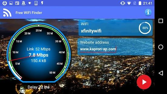 Internet WiFi Miễn phí Mod
