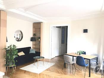 Appartement meublé 2 pièces 55,06 m2