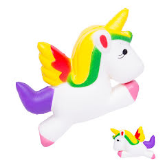 Squeeze ball, Unicorn