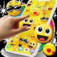 Emoji live wallpaper apk