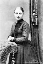 Photo: Dammen. Anna Rydberg född 1869-07-29