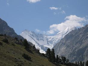 Photo: Bursun & Shait peaks (view S)