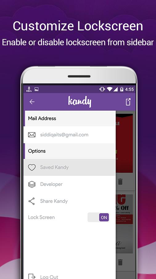 Kandy - News & Exclusive Offer- screenshot