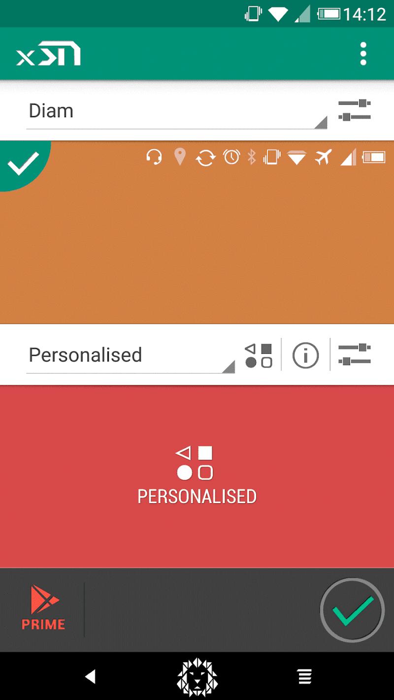 Xstana : Statusbars & Navbars [Xposed] Screenshot 3
