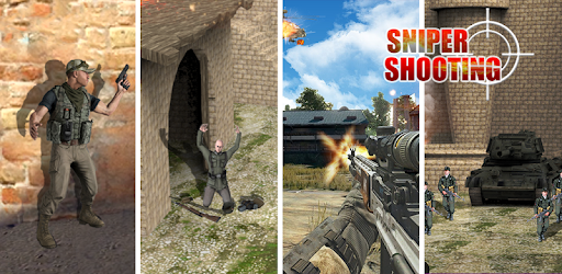 Modern Sniper Fury War - Shooter Game for PC
