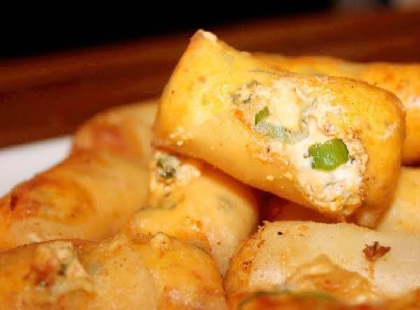 Crispy Cheesy Asian Rangoon's Recipe