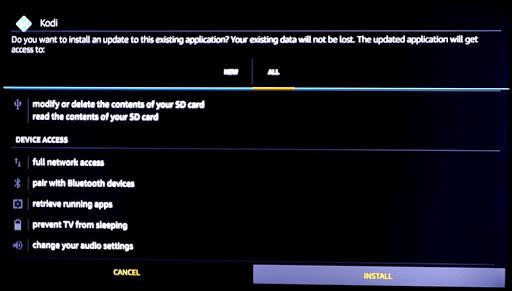 Cómo instalar Kodi en un Amazon Fire Stick y en Fire TV