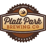 Logo of Platt Park Blackberry Berliner Weisse