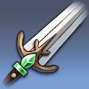 【生命】自然の片手剣