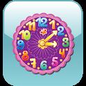 Dahi Çocuklar - Saatleri Öğreniyor icon