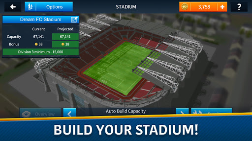 Dream League Soccer 2018  screenshots 15