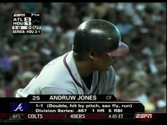 2005 NLDS, Game 4: Braves at Astros