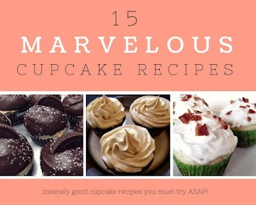 15 Marvelous Cupcake Recipes