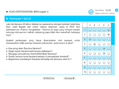 Keperawatan Jiwa untuk Member screenshot 2
