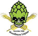 Logo for Woodburn Liquor