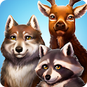 Pet World - WildLife America - animal game icon