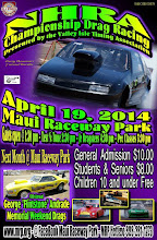 Photo: Bruce Wheeler's photos from Maui Raceway Park, April 19, 2014. These images are fully copyrighted, usage without formal permission from the photographer is prohibited by law. (In other words; try ask fo' use 'em...please.)  DVDs of all full-size, high resolution images are available dirt cheap. For pricing, please inquire c/o wheelerdealer @ maui-angels . com  To see all of my online Maui drags albums go here: http://www.maui-angels.com/wheelerdealer/photoalbums.html  Please visit my personal drag racing web pages: http://www.maui-angels.com/wheelerdealer  For track info: http://www.mrp.org  On Facebook: https://www.facebook.com/maui.raceway.park?fref=ts  https://www.facebook.com/pages/Bruce-Wheelers-Wheeler-Dealer-AAFuel-Dragsters/119133934834675?ref=ts&fref=ts  Poster art by Mark Caires Designs