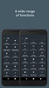 Nougat / Oreo Quick Settings - náhled